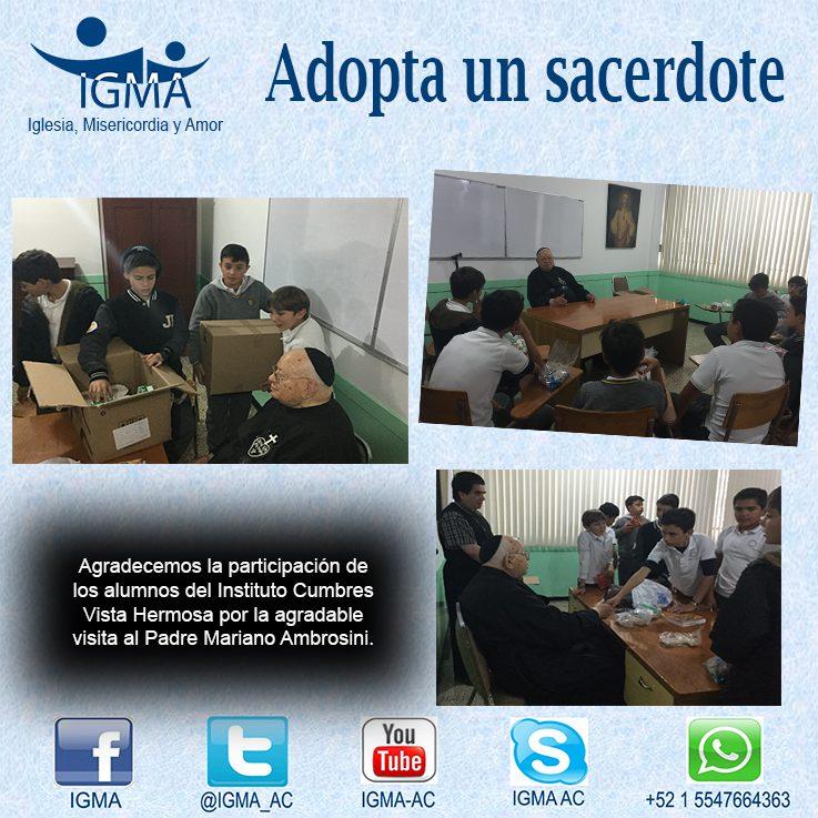 Visita Colegio Cumbres